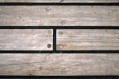 Étage en bois Images libres de droits
