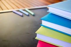 Tagebücher schließen oben Stockfotografie