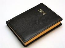 Tagebuch 1968 Stockfotos