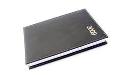 Tagebuch 2009 Lizenzfreie Stockbilder