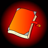 Tagebuch, Anmerkungen Lizenzfreies Stockfoto
