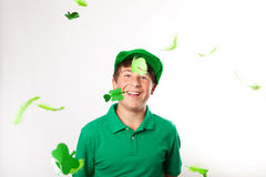 Tagesfeier Str.-Patricks Lizenzfreies Stockfoto