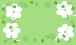 Tageshintergrund Str.-Patricks lizenzfreie abbildung