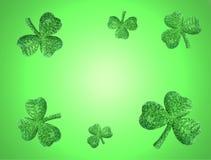 Tageshintergrund Str.-Patricks Lizenzfreies Stockfoto