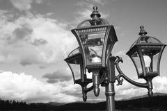 Tageslicht-Laterne Stockfotos