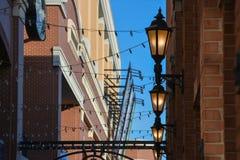 Tageslichter Stockfoto