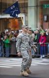 Tagesparade Str.-Patricks Stockfotos