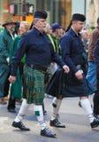 Tagesparade Str.-Patricks Lizenzfreie Stockfotografie