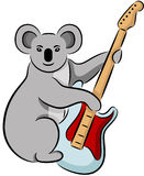 taget foto för Australien björnkoala Royaltyfri Fotografi