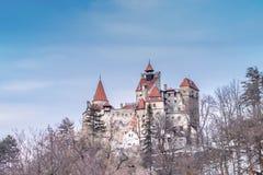 Taget i kli, Rumänien Royaltyfria Bilder