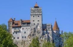 Taget i kli, Rumänien Arkivbilder