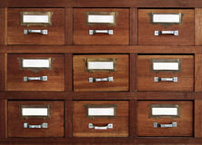 Free Tagged Drawers Stock Photos - 14333683