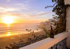 Taghazout-Brandungsdorf, Agadir, Marokko 5 lizenzfreie stockfotografie