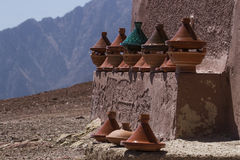Tagine Royaltyfria Bilder