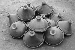 Tagines Royalty-vrije Stock Foto