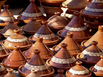 Tagines Stock Foto