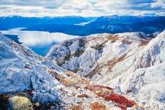 Tagish Lake northern British Columbia Canada Royalty Free Stock Photography