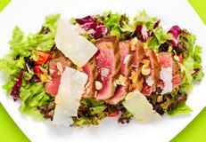 Tagliata-Steak Stockfoto