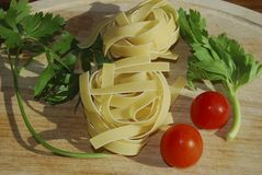 Tagliatelle Stock Photos