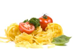 Tagliatelle Royalty Free Stock Photography