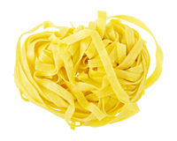 Tagliatelle Fotos de Stock Royalty Free