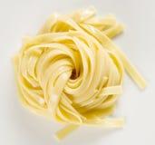 Tagliatelle bouilli images stock
