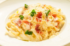 Tagliatelle Cured Meat