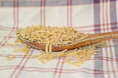 Tagliatelle fatte a mano, alimento turco, alimento delle tagliatelle Immagini Stock