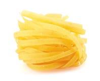 Tagliatelle italian pasta Royalty Free Stock Photography