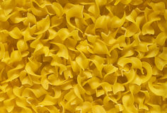Tagliatelle mosse pasta background Royalty Free Stock Image