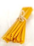 Tagliatelle pasta Stock Images