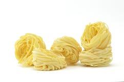 Tagliatelle pasta Royalty Free Stock Photography