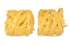 Tagliatelle pasta Stock Photography