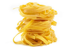 Tagliatelle Royalty Free Stock Image