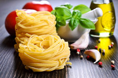 Tagliatelle Royalty Free Stock Photos