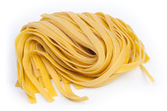 Tagliatelle Royalty Free Stock Photo