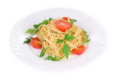 Tagliatelli pasta Royalty Free Stock Photography