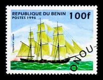 Tagliatore dell'oppio, serie delle navi di navigazione, circa 1996 Fotografia Stock Libera da Diritti