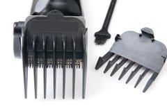 Tagliatore di capelli Immagine Stock