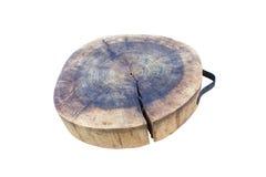 Tagliere di legno Fotografia Stock
