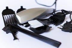 Taglierina dei capelli Fotografia Stock Libera da Diritti