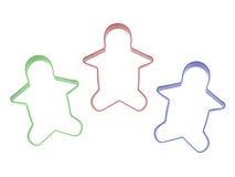 Taglierina del biscotto illustrazione di stock