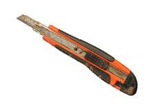 Taglierina del coltello Fotografie Stock Libere da Diritti
