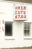 Taglio dei capelli Immagine Stock