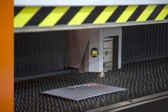 Taglio del laser fotografie stock libere da diritti