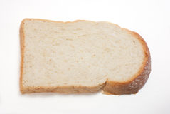 Taglio del pane Fotografie Stock