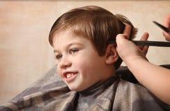 Taglio di capelli Immagine Stock Libera da Diritti