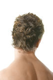 Taglio di capelli Fotografia Stock