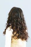 taglio di capelli femminile Fotografia Stock Libera da Diritti