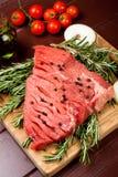 Taglio di carne fotografia stock